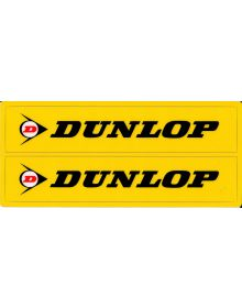 Factory Effex Dunlop Swing Arm Decal Kit Yellow