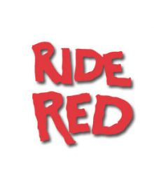 Factory Effex Ride Red Die Cut Red 5 inch