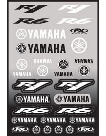 Factory Effex Yamaha Street Sticker Kit