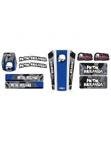 Factory Effex Universal Bike Trim Kit Metal Mulisha/Yamaha