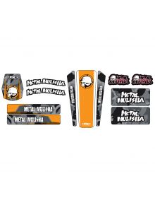 Factory Effex Universal Bike Trim Kit Metal Mulisha/KTM