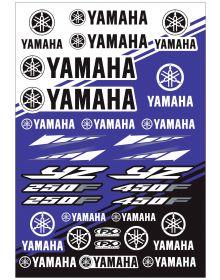 Factory Effex Yamaha YZ 2019 Decal Kit