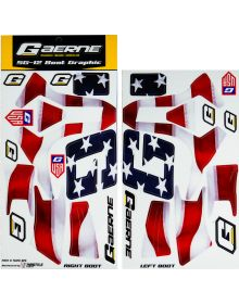 Gaerne SG12 Boot Wrap Decal Graphics Kit USA