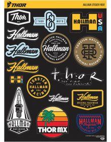 Thor Hallman Heritage Sheet