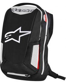 Alpinestars City Hunter Backpack Black/White/Red