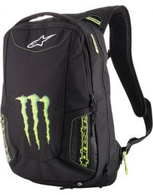 Alpinestars Monster Marauder Backpack Black/Green