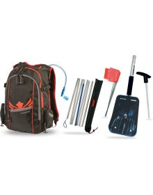 Fly Racing Back Country Snow Kit Backpack