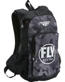 Fly Racing Jump Pack Backpack Black Camo