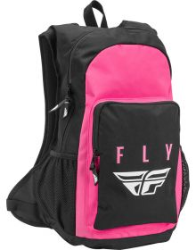 Fly Racing Jump Backpack Black/Pink