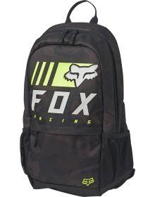 Fox Racing Overkill 180 Backpack Black Camo