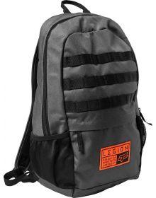 Fox Racing Legion Backpack Pewter
