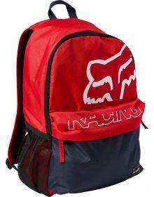 Fox Racing Skew Legacy Backpack Flame Red
