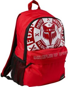 Fox Racing Nobyl Legacy Backpack Flame Red