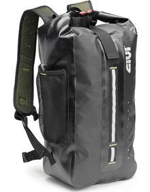 Givi Gravel Waterproof Backpack Black