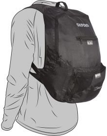 Oxford Handy Sack Backpack Black