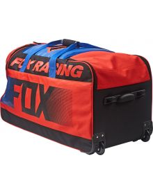 Fox Racing Shuttle 180 Roller Oktiv Gear Bag Flo Red