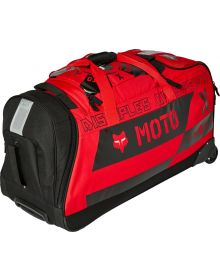 Fox Racing Nobyl Shuttle Roller Gear Bag Flame Red