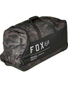 Fox Racing Shuttle 180 Gear Bag Black Camo