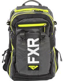 FXR Ride Pack Black/Charcoal/Hi Vis