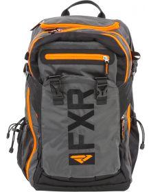 FXR Ride Pack Black/Charcoal/Orange