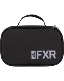 FXR Single Goggle Bag Black