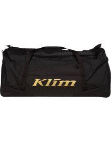 Klim Drift Gear Bag Black/Metallic Gold