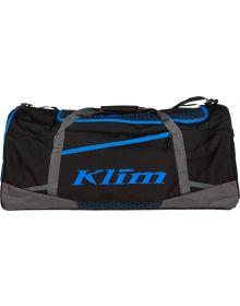Klim Drift Gear Bag Black/Electric Blue Lemonade