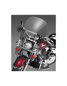 National Cycle Switchblade Windshield 2Up Clear - N21125