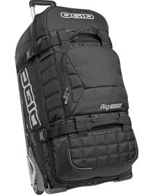 Ogio 9800 Rig Wheelie Gear Bag Black