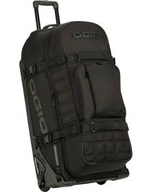 Ogio 9800 Pro Rig Wheelie Gear Bag Blackout