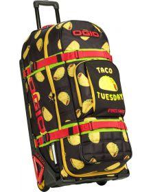 Ogio 9800 Pro Rig Wheelie Gear Bag Taco Tuesday