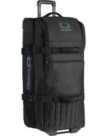 Ogio Trucker Wheelie Gear Bag Black