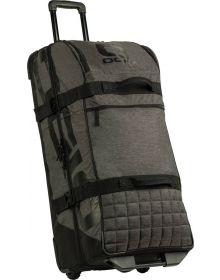 Ogio Trucker Wheelie Gear Bag Dark Static