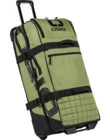 Ogio Trucker Wheelie Gear Bag Army Green