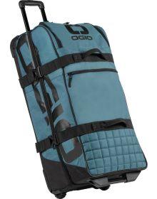 Ogio Trucker Wheelie Gear Bag Basalt Blue