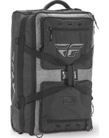 Fly Racing Tour Roller Gear Bag Black/Grey