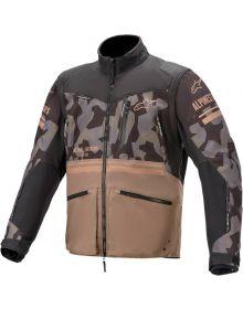 Alpinestars Venture R Offroad Jacket Camo/Sand