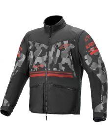 Alpinestars Venture R Offroad Jacket Camo/Red