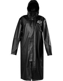 Fox Racing Pit Rain Jacket Black