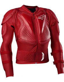 Fox Racing Titian Sport Jacket Flame Red
