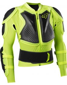 Fox Racing Titian Sport Jacket Fluorescent Yellow