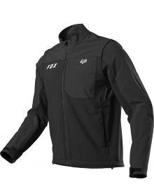 Fox Racing 2021 Legion Softshell Jacket Black