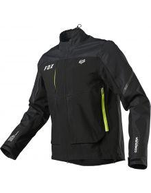 Fox Racing 2021 Legion Downpour Jacket Black