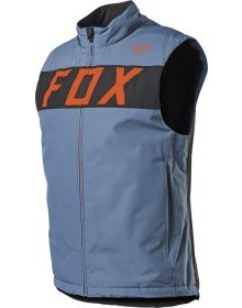 Fox Racing 2021 Legion Legion Wind Vest Blue Steel