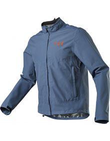 Fox Racing 2021 Legion Packable Jacket Blue Steel