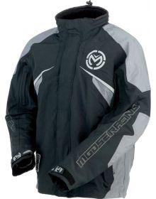 Moose Expedition Jacket Black/Grey