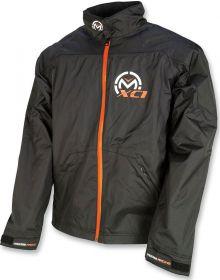 Moose Rain Jacket Black