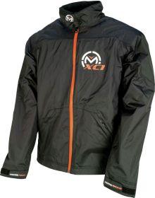 Moose Rain Youth Jacket Black
