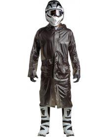 Thor 2021 Excel Trench Rain Coat Black