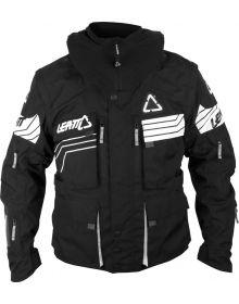 Leatt W.E.C. Jacket Black/White